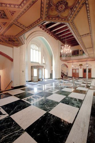 Iconic Detroit Building of the Week: Masonic Temple