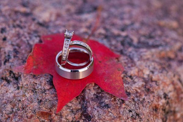 Leaf Ring Photos