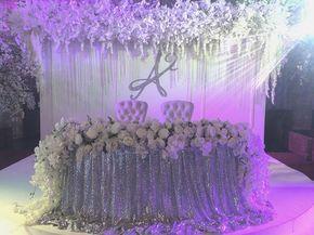 Декор для обворожительной пары! Алмаз и Аида поздравляем вас! Организаторы…