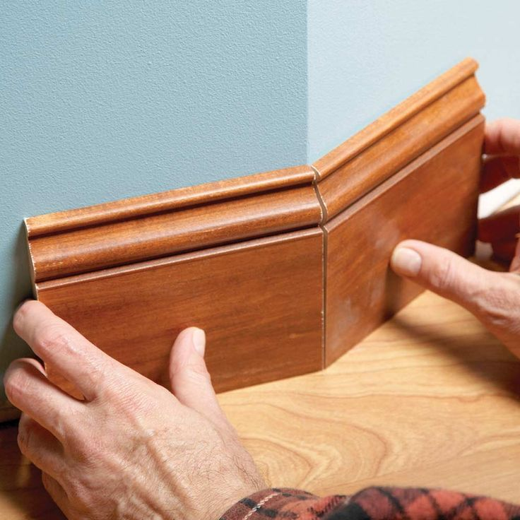 Guess and Test - Pro tricks for air-tight joints  Get tips: http://www.familyhandyman.com/carpentry/trim-carpentry/how-to-tips-for-tight-miters