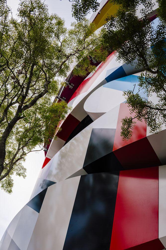 Gallery Of Miami Museum Garage Workac Nicolas Buffe Clavel Arquitectos K R And J Mayer H 4 Miami Design Exterior Design Architecture