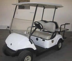 2017 Yamaha Electric White Golf Car Price 4 050 Penger Drive Disc Brakes Rear Seat New Batteries Used Cars For Carts