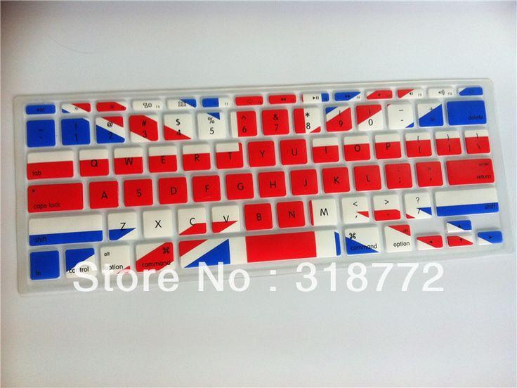Свободный корабль Юнион Джек Английский ВЕЛИКОБРИТАНИЯ Британский Флаг Кожа силиконовый Протектор Клавиатуры Обложка фильма для Apple Macbook Air 11.6 дюймовый