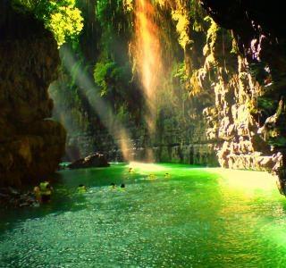 Green Canyon, Ciamis-Bandung