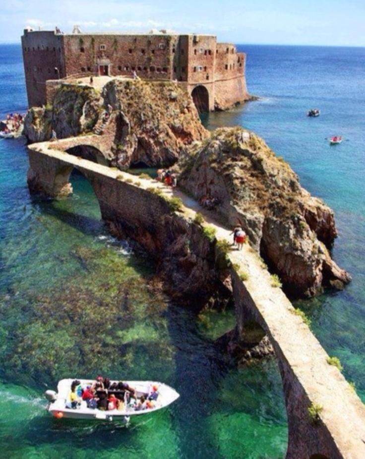 Berlenga Island Portugal