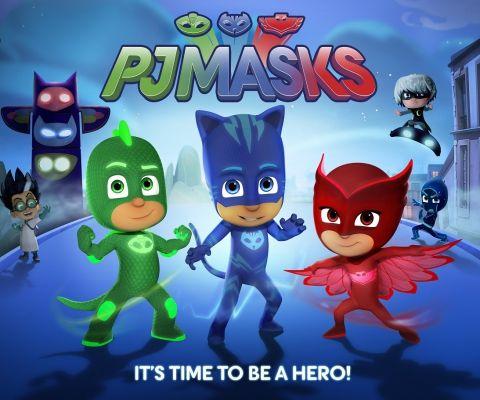 Mejores 9 imgenes de PJ Masks en Pinterest | Fiesta de ...