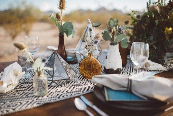 Southwestern Desert Wedding Inspiration in Phoenix, Arizona