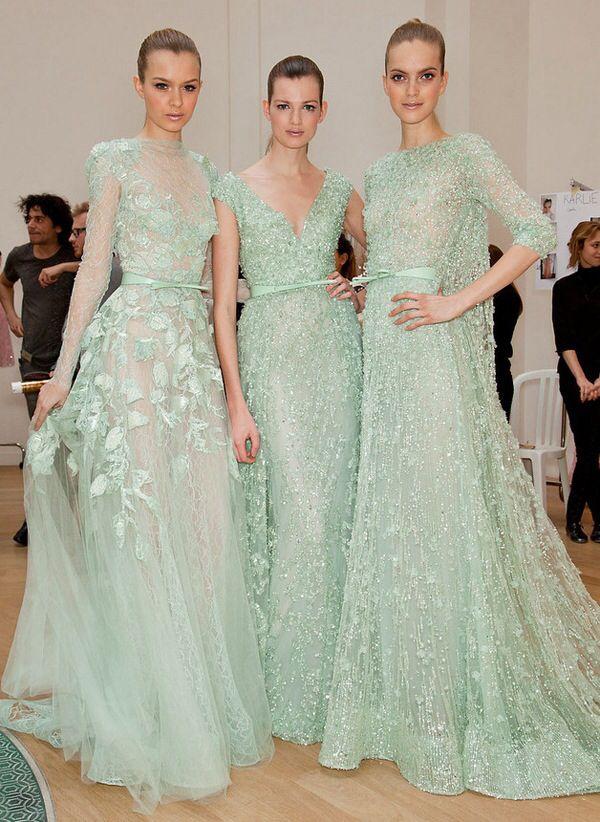 Claudine Saab Wedding Dress