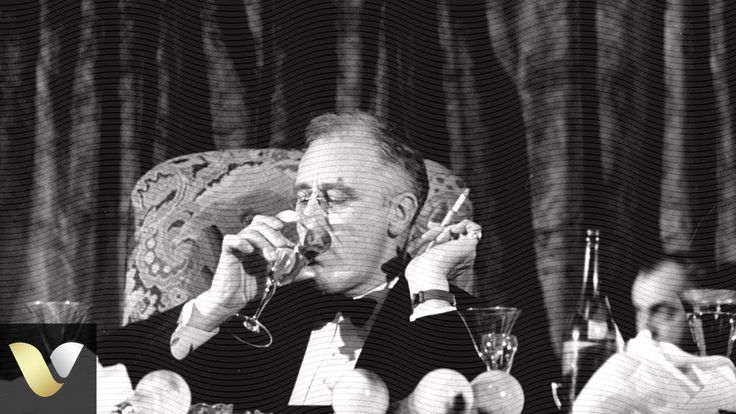 Franklin D. Roosevelt tells all, before he dies. Incredible! - YouTube