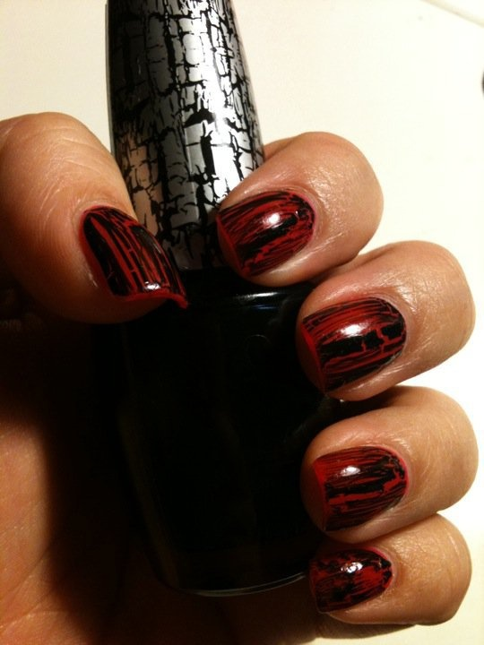 Cute School Nail Art Tall Is China Glaze Nail Polish Good Solid Salon Gel Nail Polish How To Remove Nail Polish Stains From Carpet Old Excilor Nail Fungus Treatment PurpleNail Polish Designs 2014 1000  Ideas About Crackle Nails On Pinterest | Nails, Nail ..