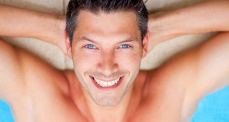 DE-FUZZ Bussum biedt ook behandelingen voor heren: waxing, manicure en pedicure