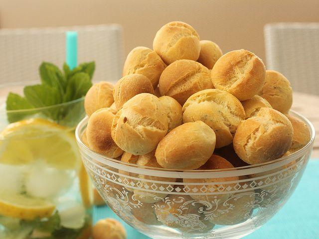 Struffoli Salati Bimby