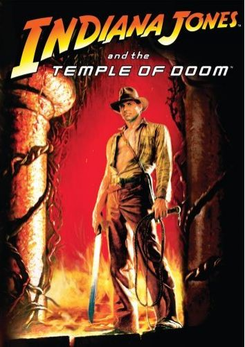Indiana Jones 'Temple of Doom' 1984-Three consecutive days watching this movie with my 4yr old son.  He loves it!