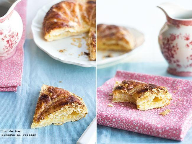 Galette de Rois. Receta para el día de Reyes  http://www.directoalpaladar.com/postres/galette-de-rois-receta-para-el-dia-de-reyes