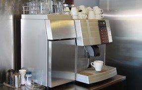 Was kostet ein Kaffeevollautomat fürs Büro?