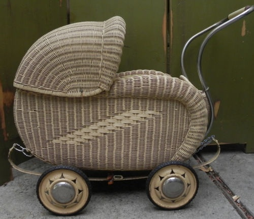 266 Best Vintage Dolls Prams Images On Pinterest  Pram