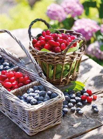 Berries and Baskets