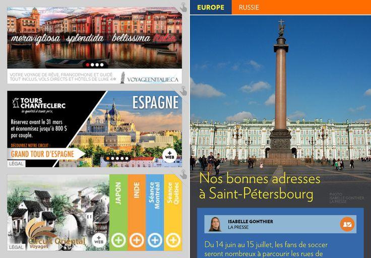 Nos bonnes adresses à Saint-Pétersbourg - La Presse+