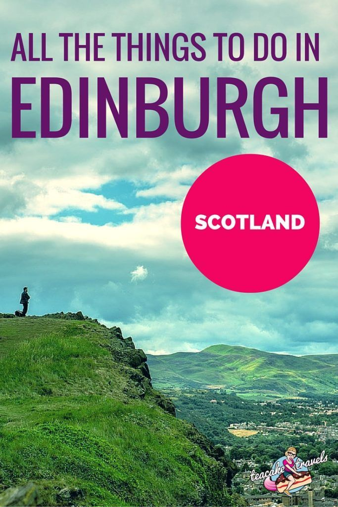 Looking for all the things to do in Edinburgh? This is it! Jump right in and pick the best for you to make your Edinburgh trip one to remember.: