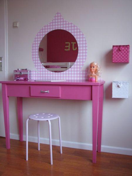 Kamer voor een kleine dame    Woonidee
