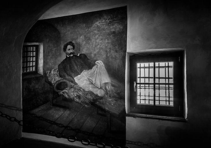 Rózsa Sándor's cell no 13