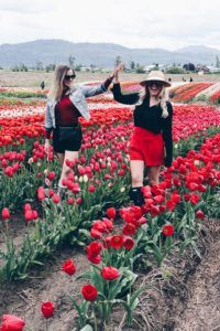 Abbotsford Bloom Tulip Festival - self love - travel and wellness by soul renovation