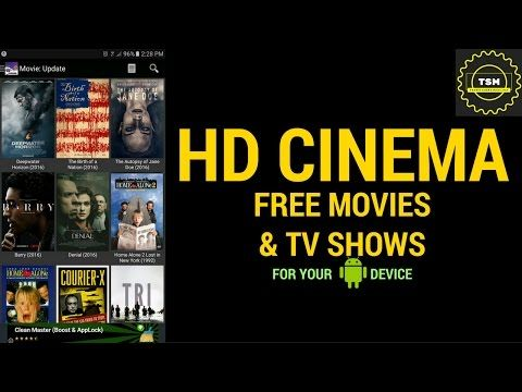 Cinema HD - Fantastic Android APK for Free Movies and Free TV Shows! - (More info on: https://1-W-W.COM/movies/cinema-hd-fantastic-android-apk-for-free-movies-and-free-tv-shows/)