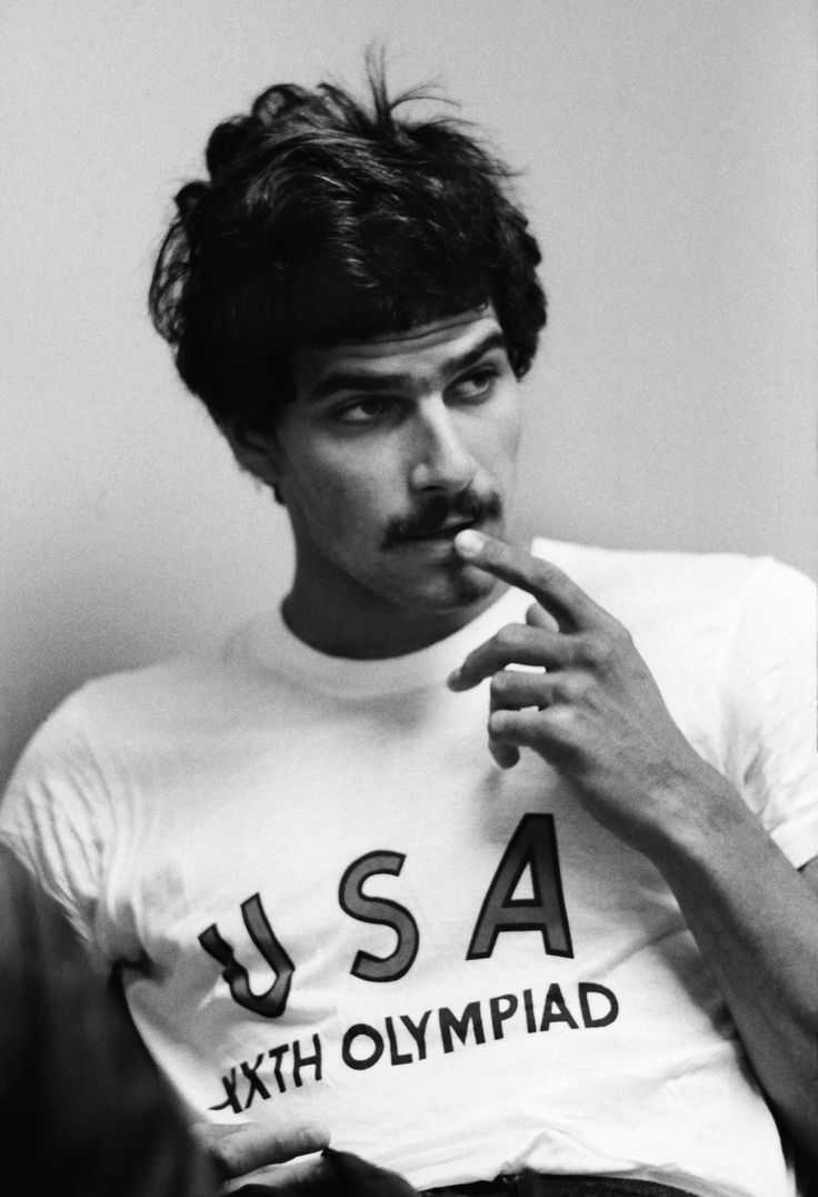 The great Mark Spitz.