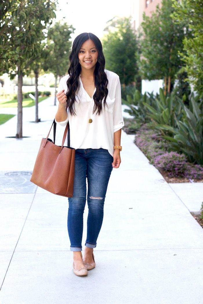 Best 25+ Flats Outfit Ideas On Pinterest