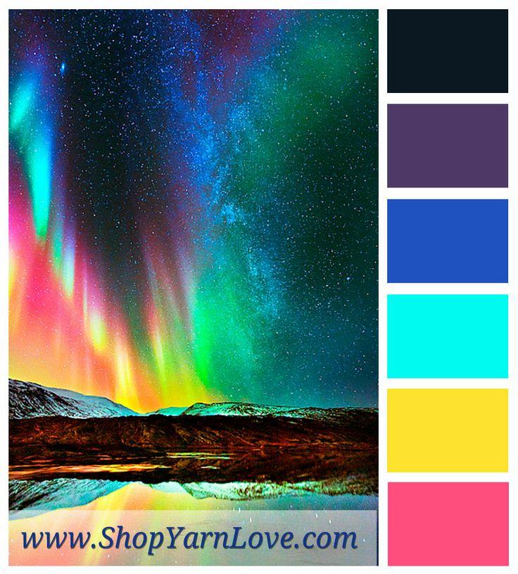 92 best yarn love color palettes images on pinterest | color