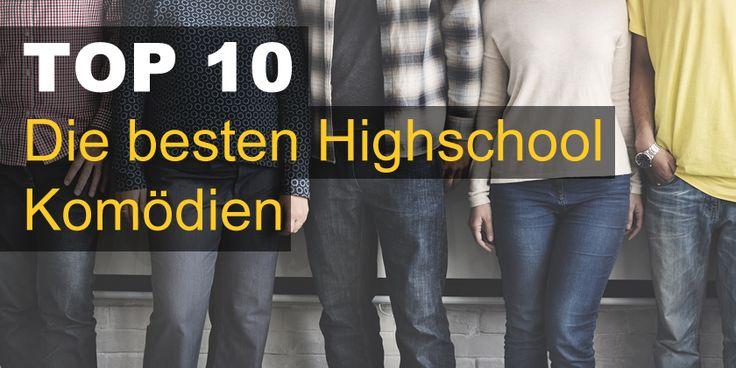 Die besten Highschool Komödien. In dieser Top 10 Liste die besten Highschool Komödien. Sieh dir jetzt die Top 10 Liste an...