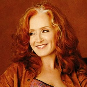 Redhead Bonnie Raitt still has it. She rocked on the Colbert Show last night.