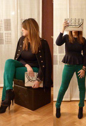 Pantalones de colores, Plepum