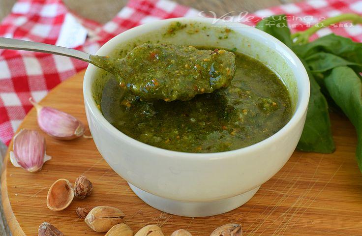 Pesto al pistacchio ricetta facile e veloce