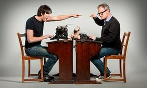 Science, comedy, and society: Brian Cox and Robin Ince answer your questions – podcast