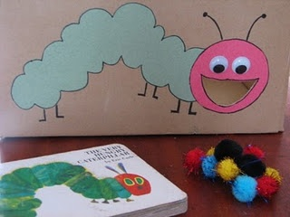 We Play - Feed the Caterpillar