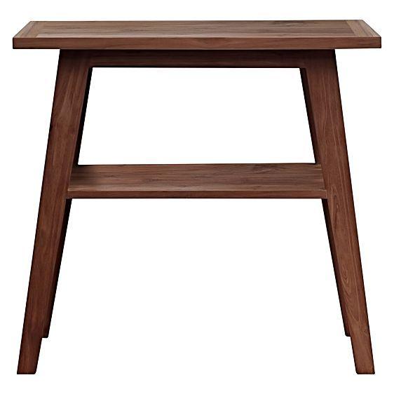 Yayo Side Table, Natural by Satara