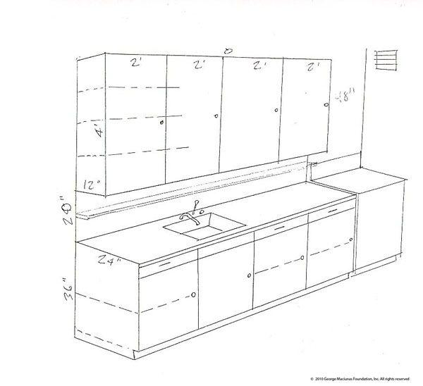 Kitchen Cabinet Drawer Plans: 17 Best Images About Standards On Pinterest