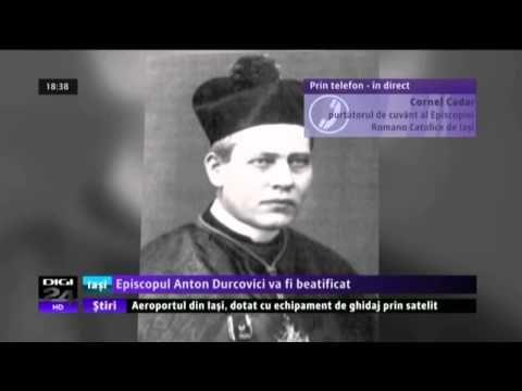 Episcopul Anton Durcovici (1888-1951)