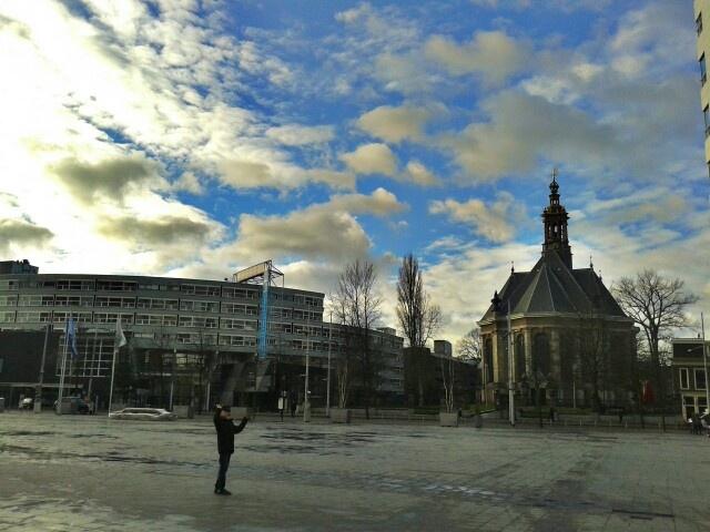 Beautiful Den Haag..