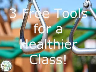 Healthy choices and academic success go hand-in-hand. Use the free tools from fit4Schools to help your students make healthy choices while you address national standards. My class loves @fit4Schools!
