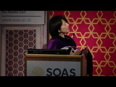 Prof Wen-chin Ouyang: The Curious Life of Objects in the Arabian Nights, SOAS, University of London - YouTube