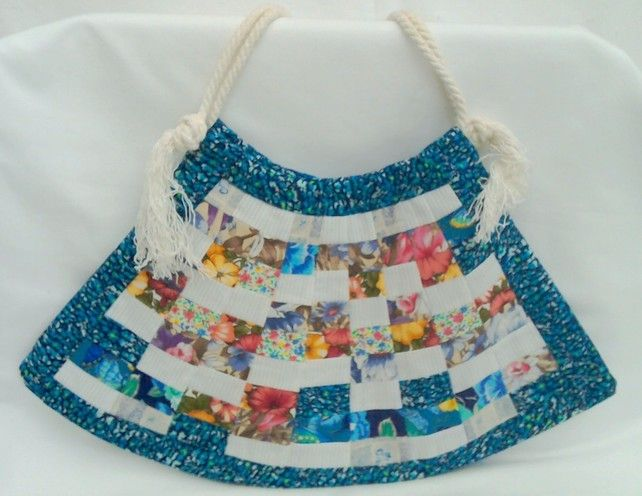 Patchwork Slouchy Bag £12.50