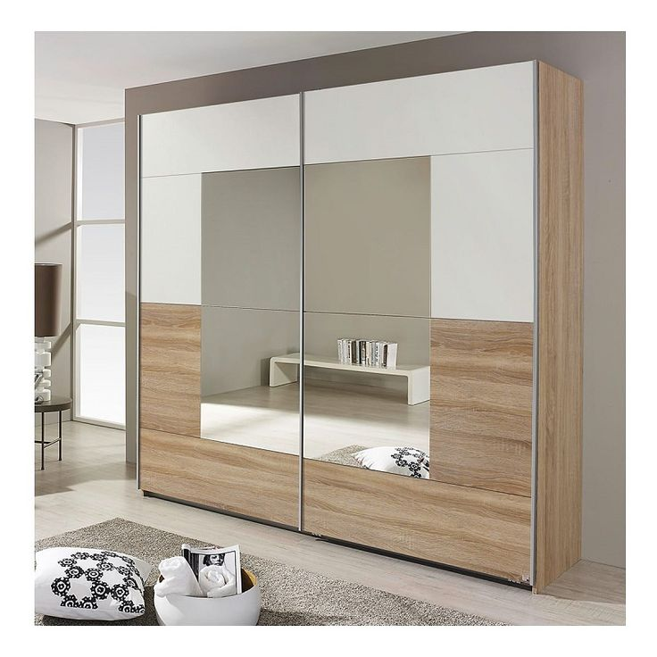 armoire 2 portes coulissantes diva en 2019 meubles pas. Black Bedroom Furniture Sets. Home Design Ideas