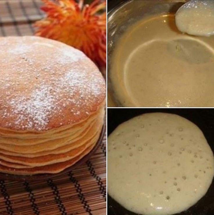 Sunt deosebite – puțin groase, dar moi și delicioase! Este o rețetă simplă și sănătoasă. Trebuie doar să țineți cont de faptul că grișul și ovăzul se înmoaie cu 2 ore înainte. INGREDIENTE: 1 pahar fulgi de ovăz; 1 pahar de griș; 500 ml de chefir sau iaurt; 3 ouă; 2 linguri de zahăr; ½ linguriță bicarbonat de sodiu; ½ linguriță de sare; 3 linguri de ulei. Vezi: Măsurarea ingredientelor MOD DE PREPARARE: Combinați grișul și fulgii de ovăz. Turnați chefir sau iaurt, amestecați și lăsați la…