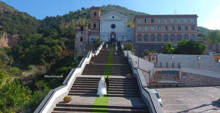 Sposarsi in Campania. Nozze al Santuario S. Maria a Parete a Liveri