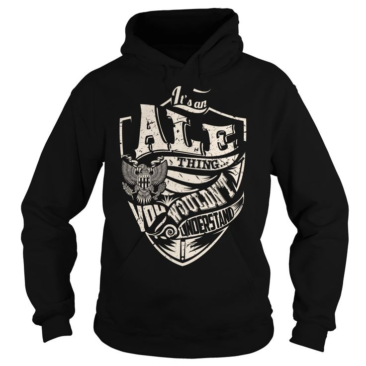 Its an ALE Thing (Eagle) - Last Name, Surname T-Shirt