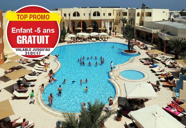 Hôtel Green Palm Golf et Spa Djerba prix promo, à partir de 33 DT