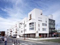 51 LOGEMENTS À VIRY-CHÂTILLON - Viry-Châtillon, France - 2011 - MARGOT-DUCLOT ARCHITECTES ASSOCIES
