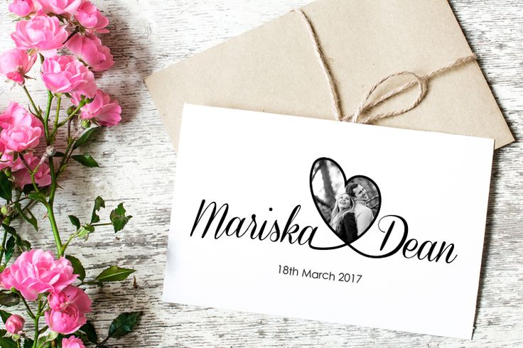 Save the Date | Wedding Stationery